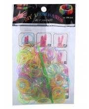 Резинки для плетения Блестящие
