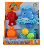 Набор для ванны Дельфин с чашечками