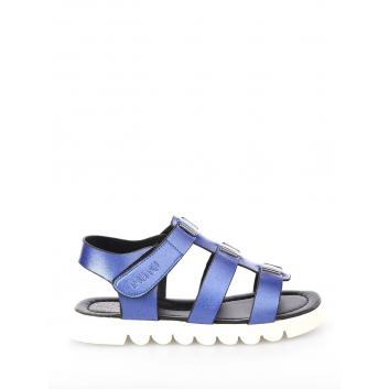Обувь, Босоножки MURSU (синий)283355, фото