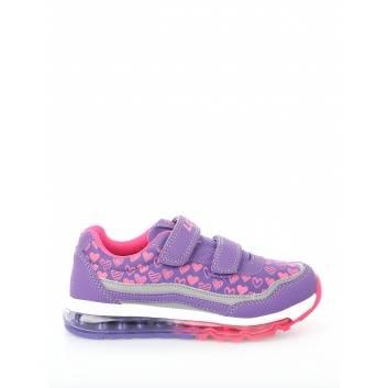 Обувь, Кроссовки ELEGAMI (фиолетовый)262196, фото