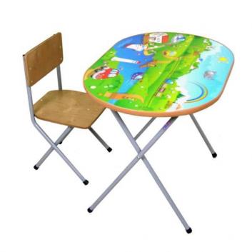 Комплект детской мебели Досуг 102 Моторчики