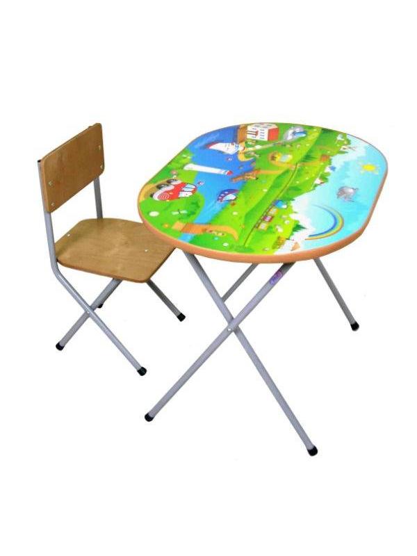 Комплект детской мебели Моторчики Фея