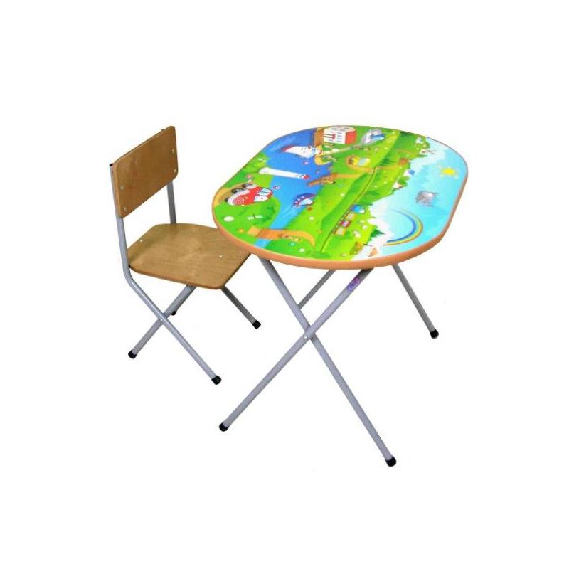 Фея Комплект детской мебели Моторчики