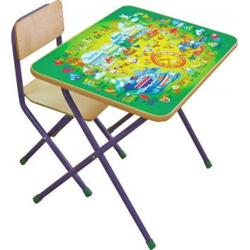Комплект детской мебели Досуг 201 Алфавит