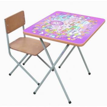 Комплект детской мебели Алфавит