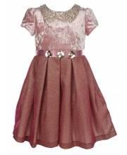 Платье Омега-бархат