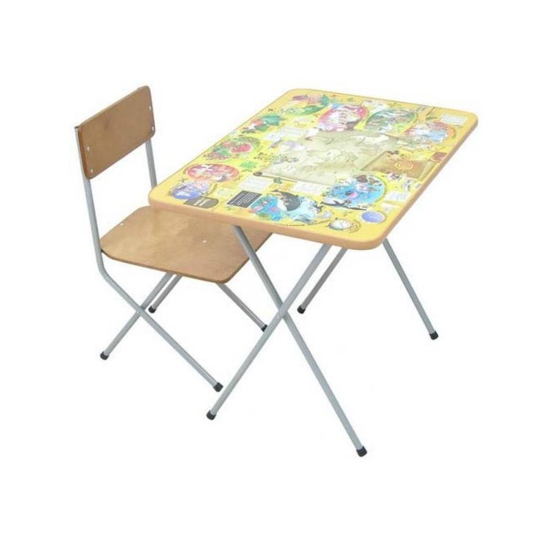 Комплект детской мебели Мир вокруг