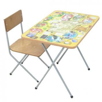 Комплект детской мебели №302 (в ассортименте)