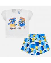Комплект футболка и шорты MAYORAL