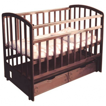 Кровать детская 313 палисандр