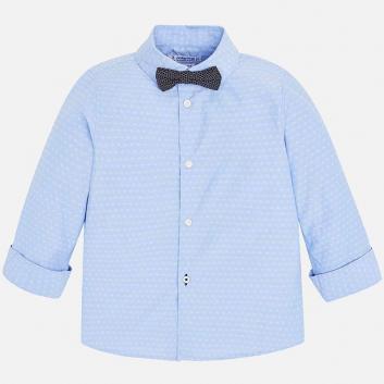 Мальчики, Рубашка MAYORAL (голубой)284900, фото