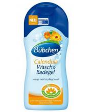 Крем-гель для мытья волос и тела Календула