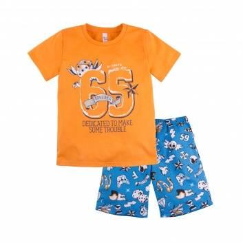 Мальчики, Пижама Тату Bossa Nova (оранжевый)297217, фото