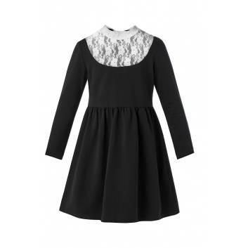 Школа, Платье Goldy (черный)289326, фото