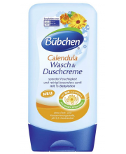 Крем для мытья и душа Календула