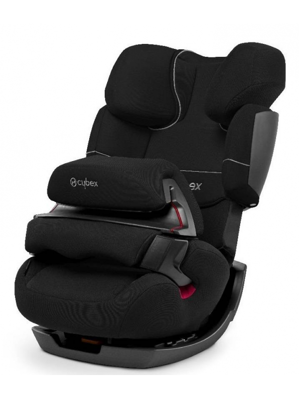 Автокресло Pallas Pure Black Cybex (черный)
