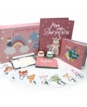 Главный набор для новорожденного от HappyLine Cute n Clever