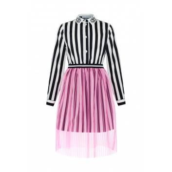 Девочки, Платье Смена (розовый)288583, фото