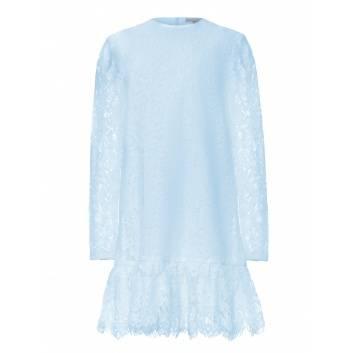 Девочки, Платье Смена (голубой)288444, фото