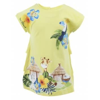Малыши, Платье MAYORAL (желтый)283751, фото