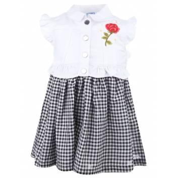 Малыши, Платье MAYORAL (черный)283748, фото