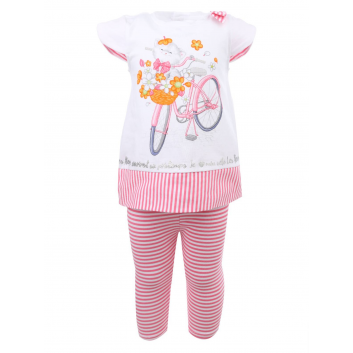 Малыши, Комплект 2 предмета  MAYORAL (розовый)267529, фото