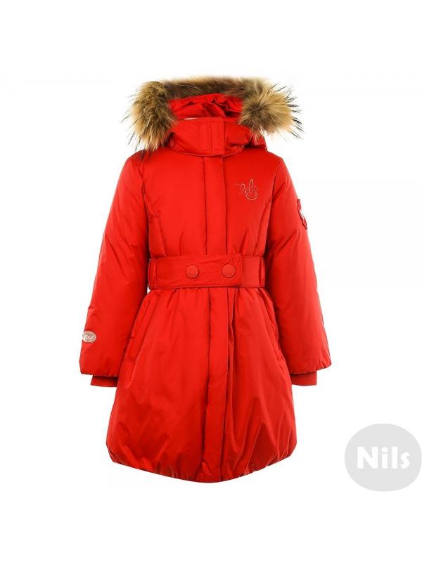 Пальто Nels (красный)