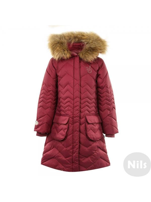 Пальто Nels (сливовый)