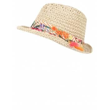 Девочки, Шляпа MAYORAL (оранжевый)284649, фото