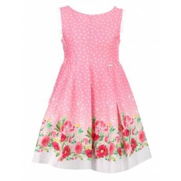 Девочки, Платье MAYORAL (розовый)286672, фото