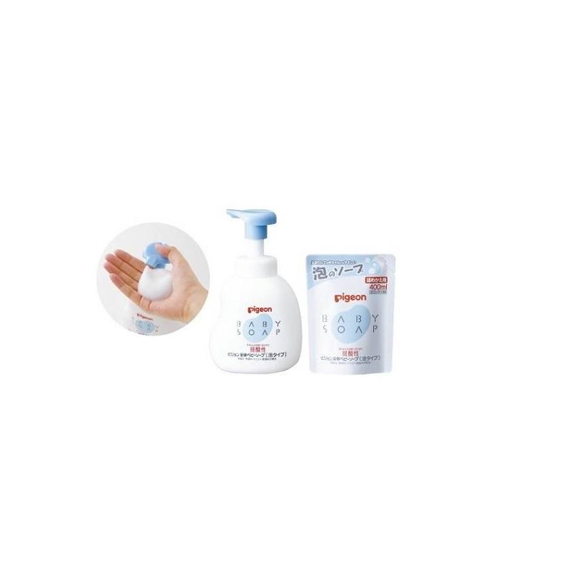 Мыло-пенка для младенцев с 0 мес. от Nils