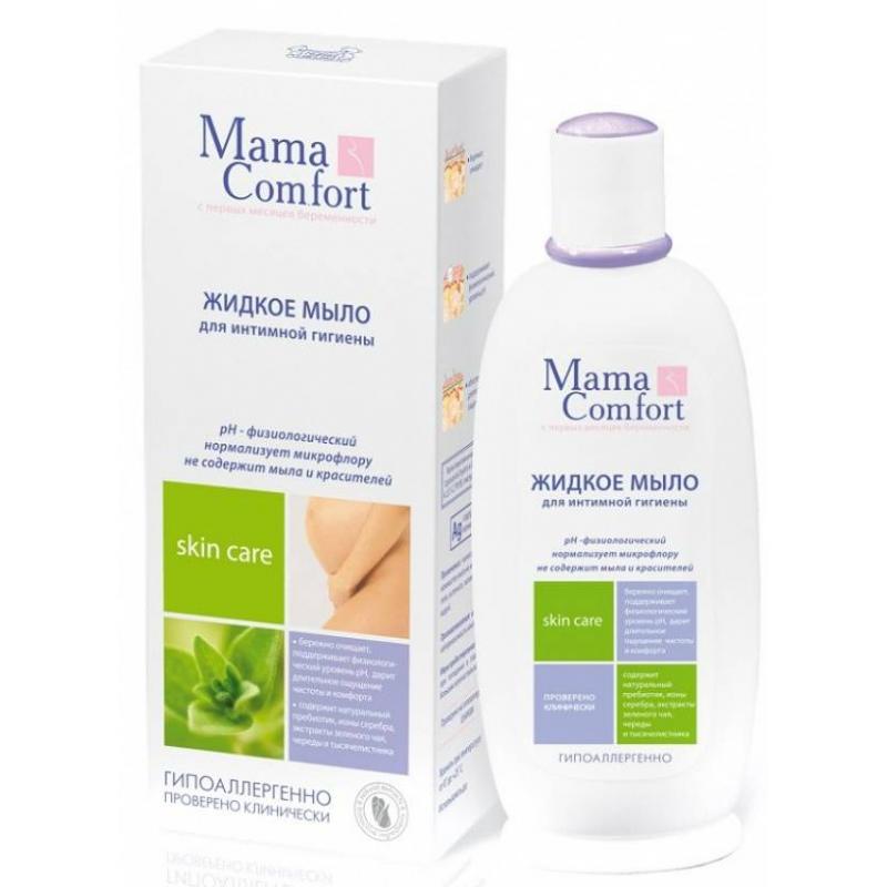 Жидкое мыло для интимной гигиены 250 мл (Mama Comfort)