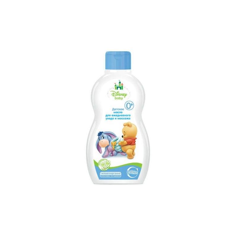 Детское масло для ежедневного ухода и массажа Disney Baby, 250 мл от Nils