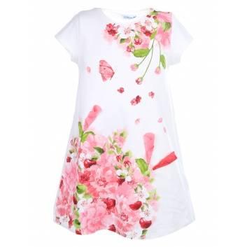 Девочки, Платье MAYORAL (розовый)284760, фото