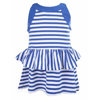 Девочки, Платье MAYORAL (синий)284766, фото