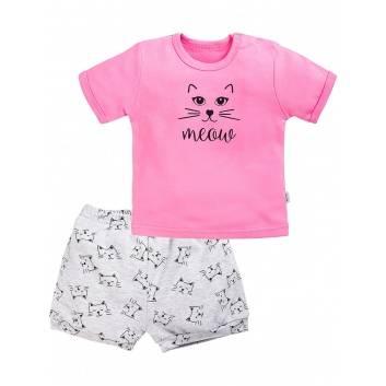 Малыши, Комплект 2 предмета Веселый малыш (розовый)290218, фото