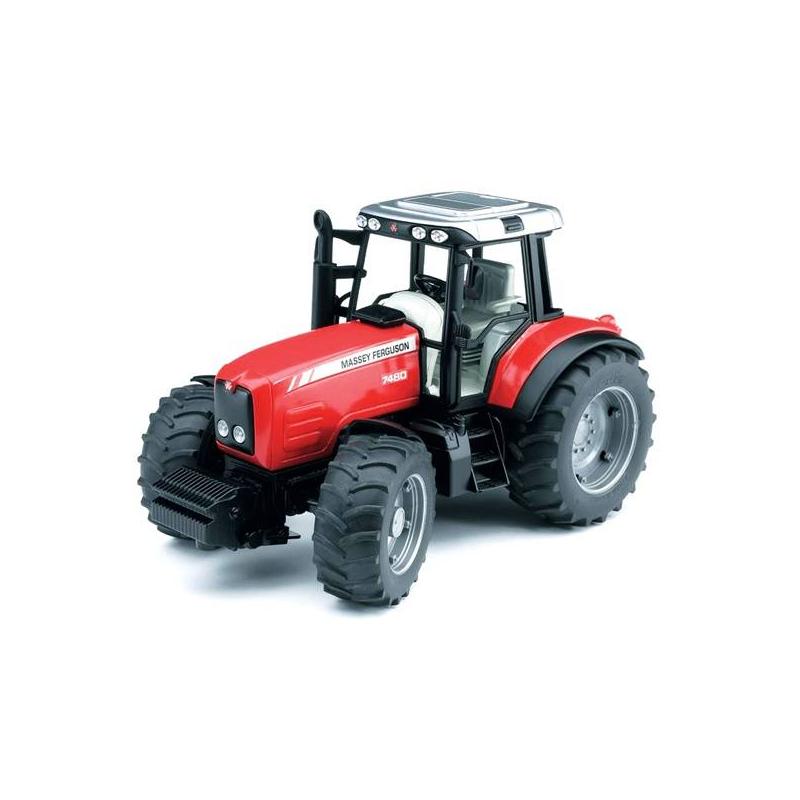Трактор Massey Ferguson от Nils