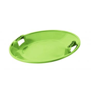 Спорт и отдых, Санки-тарелка Orthex (зеленый)632986, фото