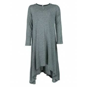 Девочки, Платье UNONA GO (серый)287972, фото