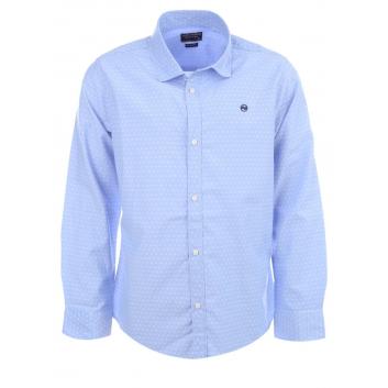 Мальчики, Рубашка  MAYORAL (голубой)267815, фото