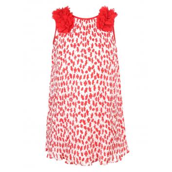 Девочки, Платье MAYORAL (красный)286208, фото