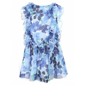 Девочки, Платье MAYORAL (синий)286666, фото