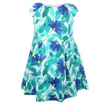 Девочки, Платье MAYORAL (синий)286214, фото
