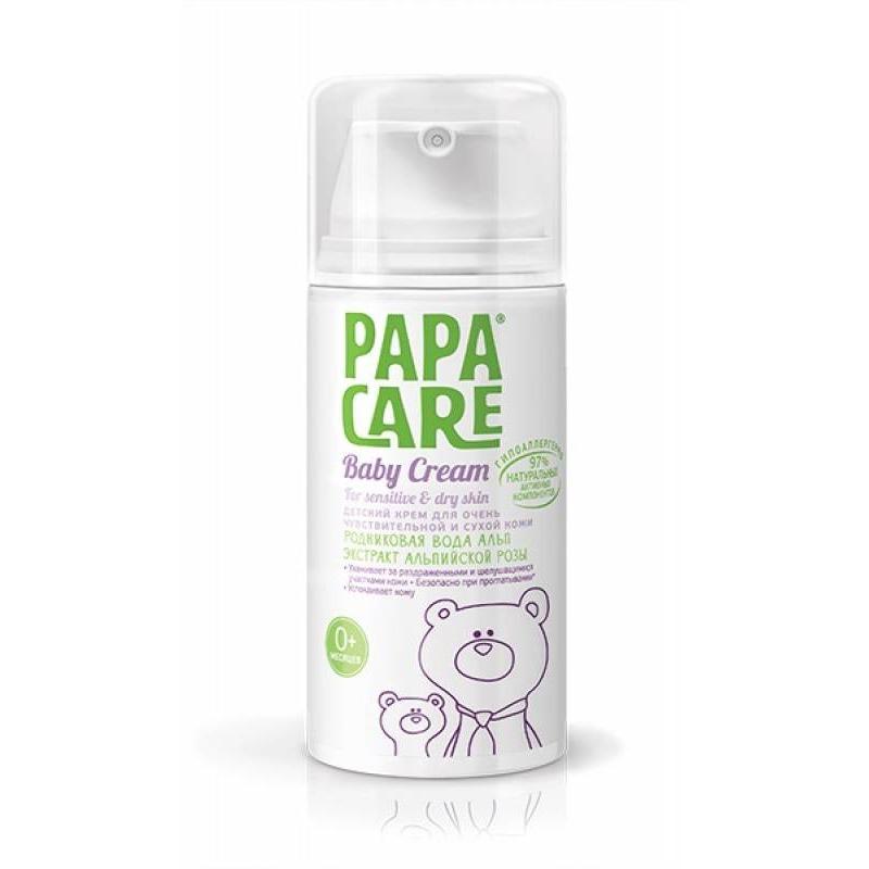 Детский крем для чувствительной кожи 100 мл (Papa Care)