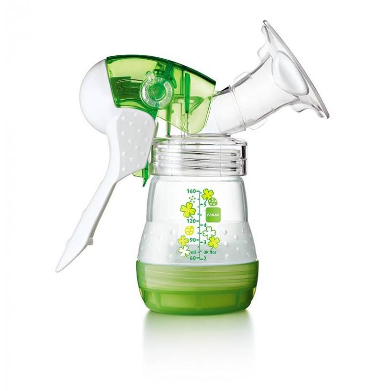 MAM Молокоотсос ручной + бутылочка аксессуар помпа для преобразования в ручной молокоотсос ardo kombi kit 63 00 32