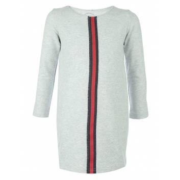 Девочки, Платье UNONA GO (серый)287931, фото