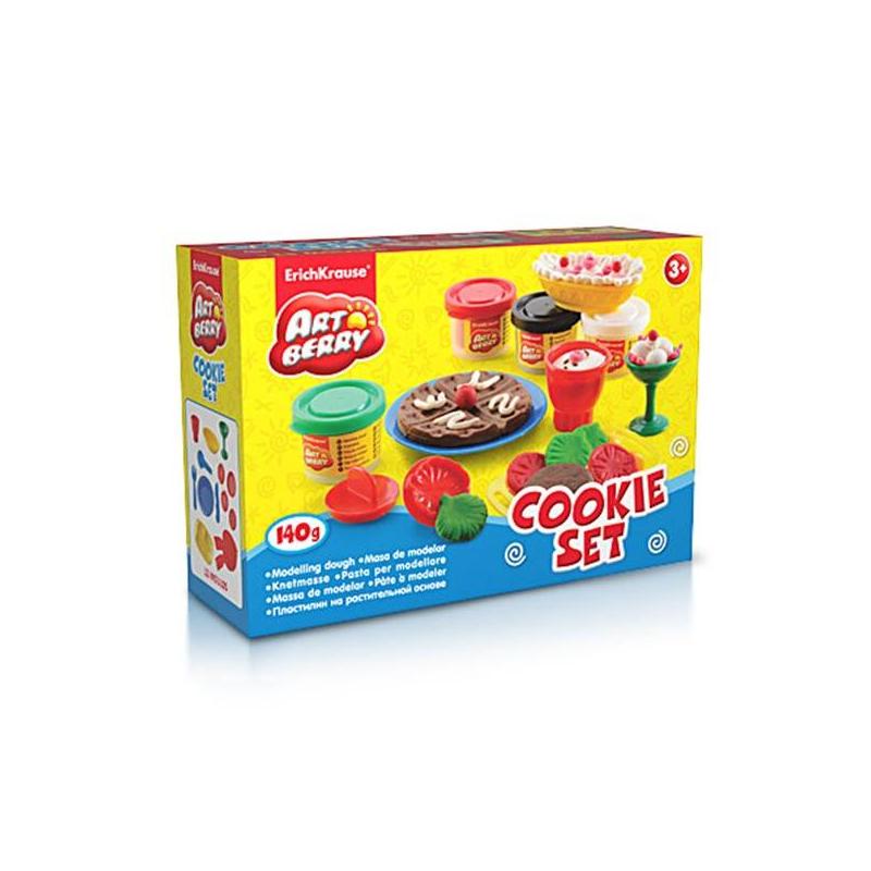 Пластилин Artberry Cookie Set от Nils