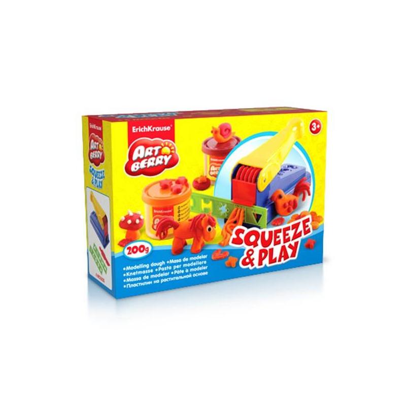 Пластилин Artberry Squeeze & Play от Nils