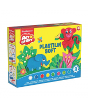 Пластилин Artberry Plastilin Soft Erich Krause