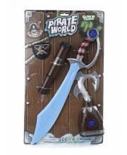 Набор пирата со светом